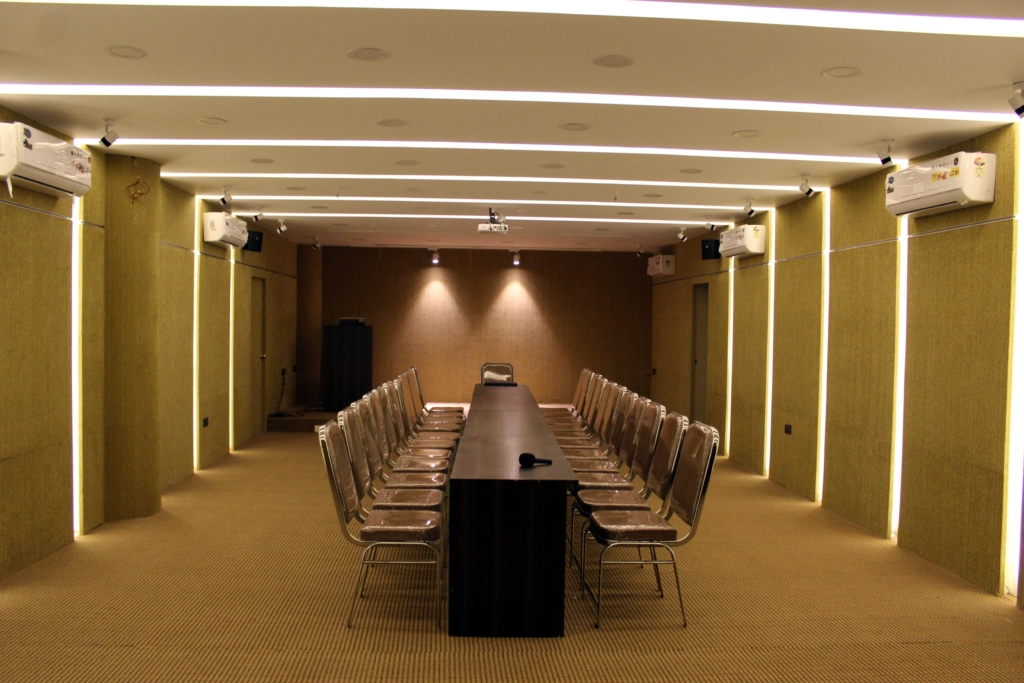 AC Meeting Hall on Rent in Hyderabad