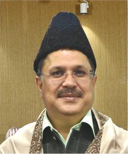 Dr Ausaf Sayeed IFS