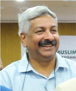 Dr S A Huda IFS