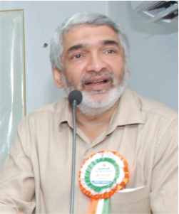 Mr Zaheeruddin Ali Khan