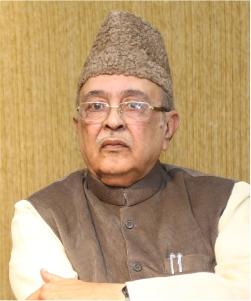 Mr Zahed Ali Khan