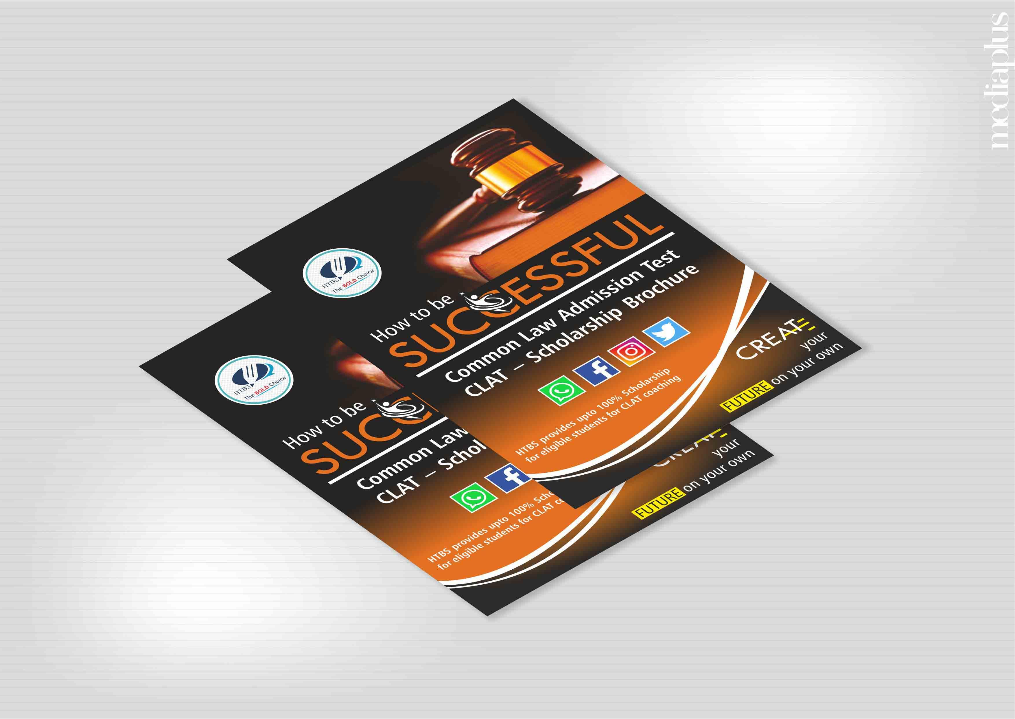 Flyer Design Print Advertising by Media Plus in Hyderabad