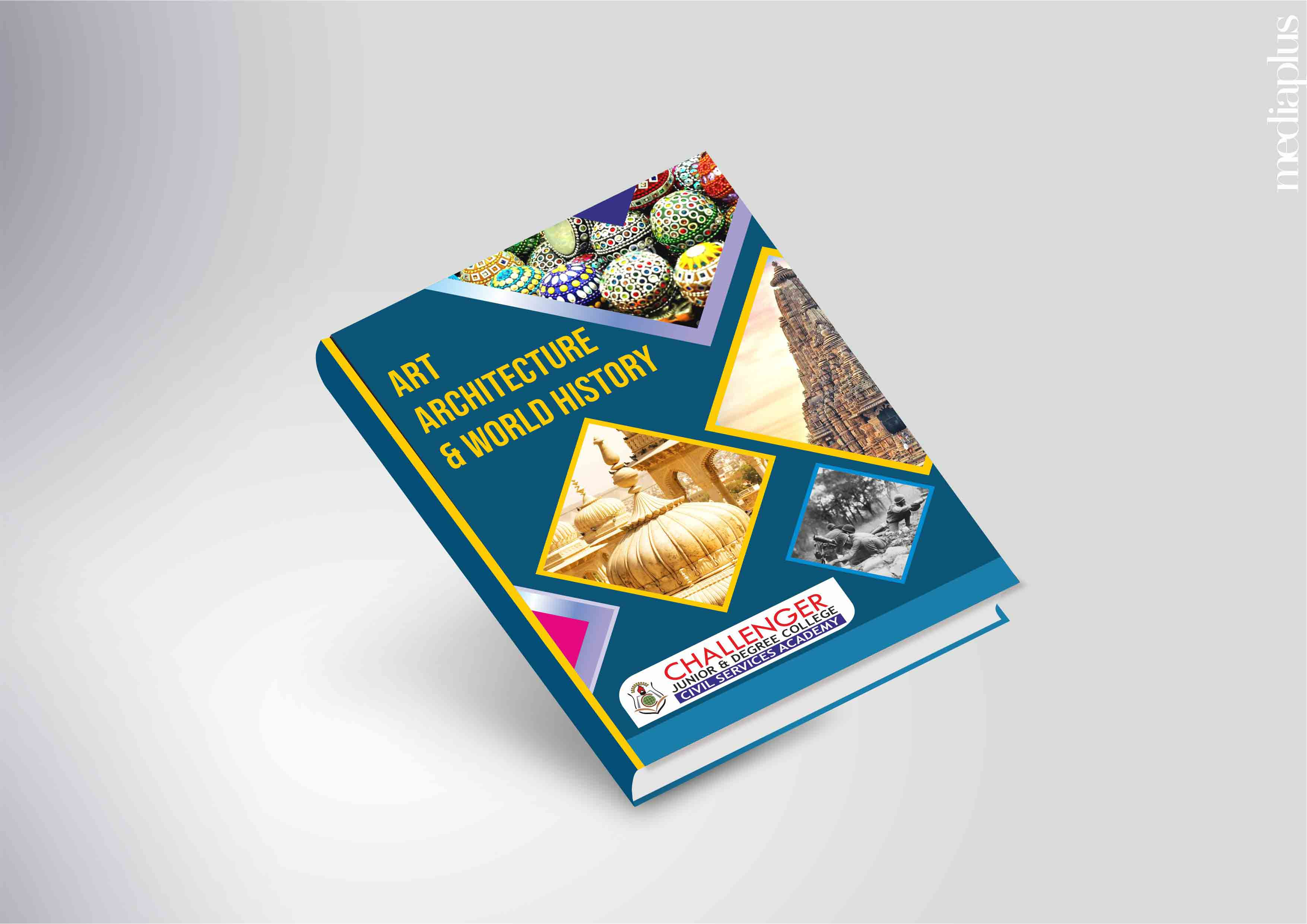 Text Book Design Printing and Publishing Services by Media Plus
